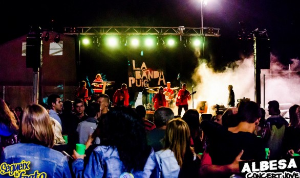 ★ CONCERT JOVE @ FESTA MAJOR D'AUBESA (14-08-2015)★