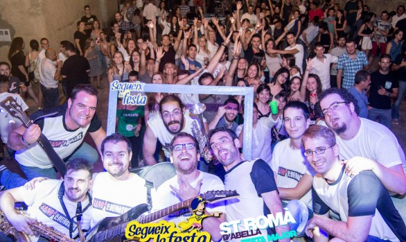 ★FESTA MAJOR @ SANT ROMÀ D'ABELLA (30/07/2016)★