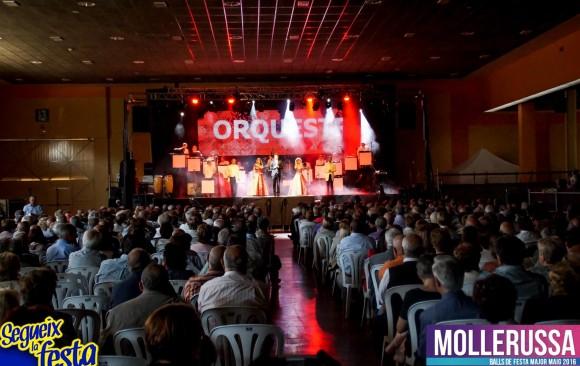 ★BALLS i CONCERTS @ FESTA MAJOR MOLLERUSSA (20,21 i 22-05-2016)★.