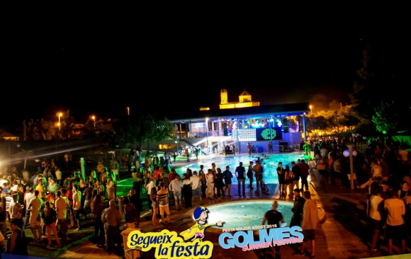 ★FESTA MAJOR JOVE @ GOLMÉS (dies 05 i 06/08/2016)★