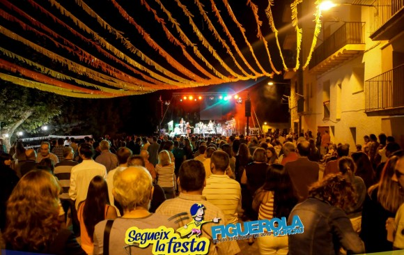 ★FESTA MAJOR @ FIGUEROLA D'ORCAU (13/08/2016)★