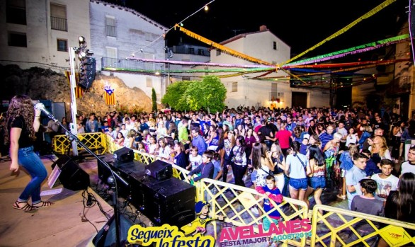 ★FESTA MAJOR @ LES AVELLANES (13/08/2016)★