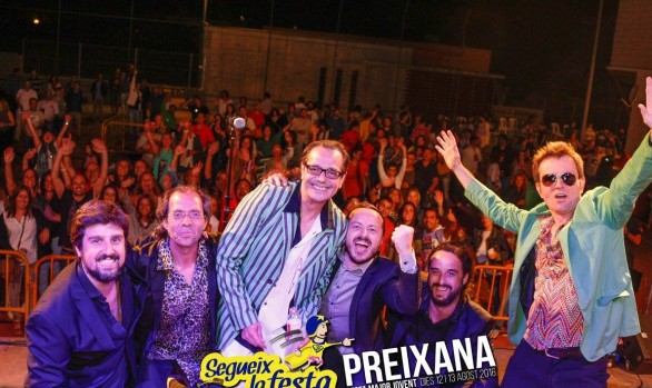★FESTA MAJOR JOVENT @ PREIXANA (dies 12 i 13/08/2016)★