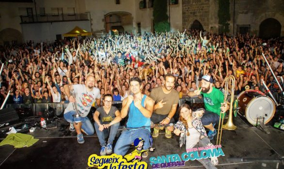 ★FESTA MAJOR @ SANTA COLOMA DE QUERALT (22/08/2016) ★