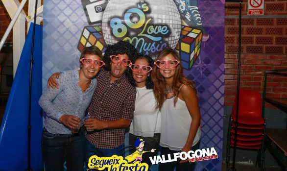★FESTA MAJOR @VALLFOGONA DE BALAGUER (30/09/2016) ★