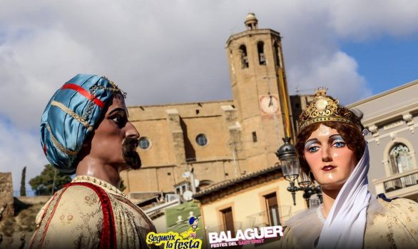 ★FESTA MAJOR @ BALAGUER (8,9,10,11,12,13/11/2016) ★