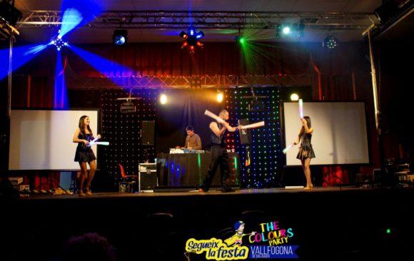 ★ THE COLOURS PARTY @ VALLFOGONA DE BALAGUER (14/05/2017) ★