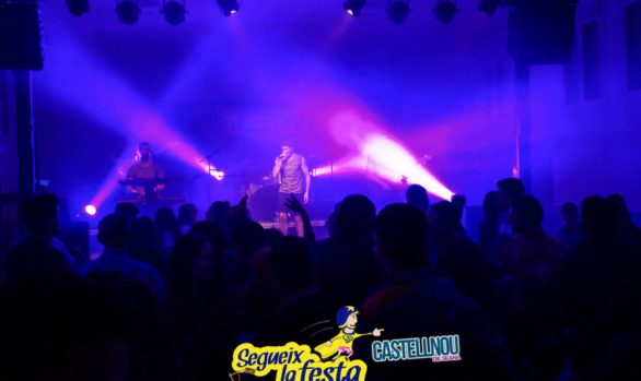 ★FESTA MAJOR @ CASTELLNOU DE SEANA (04/02/2017) ★