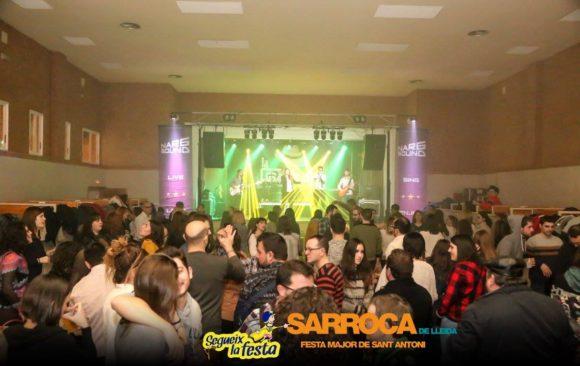 ★ FESTA MAJOR DE ST. ANTONI @ SARROCA DE LLEIDA (15/01/2017) ★