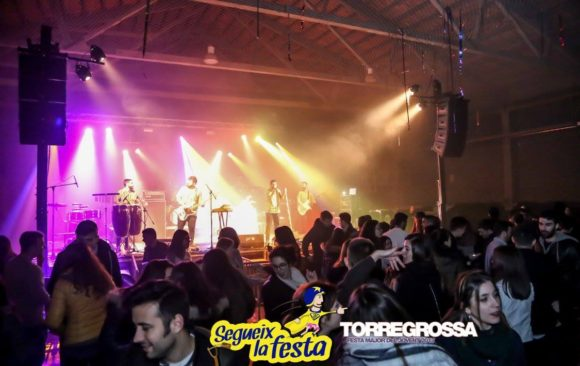 ★FESTA MAJOR HIVERN @ TORREGROSSA (21/01/2017) ★