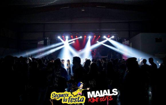 ★FESTA DELS QUINTOS/ES @ MAIALS (08/04/2017) ★