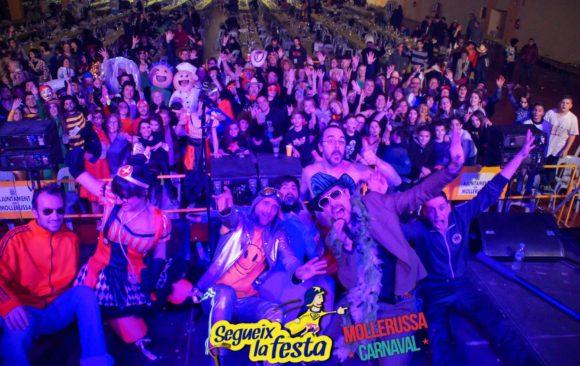 ★NIT DE CARNAVAL @ MOLLERUSSA(25/02/2017) ★