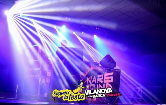★CARNAVAL @ VILANOVA DE LA BARCA (25/03/2017) ★
