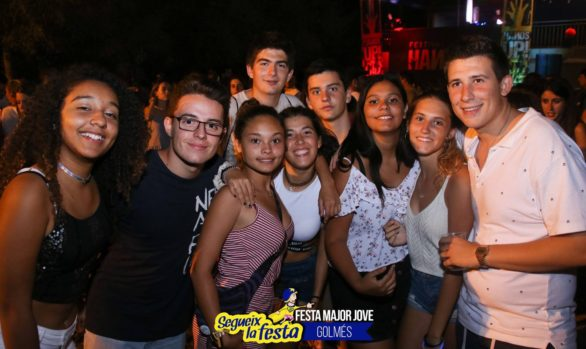 ★ FESTA MAJOR 2017 @ GOLMÉS (04/08/2017)★