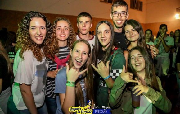 ★ FESTA MAJOR 2017 @ PREIXANA (11_08_2017)★