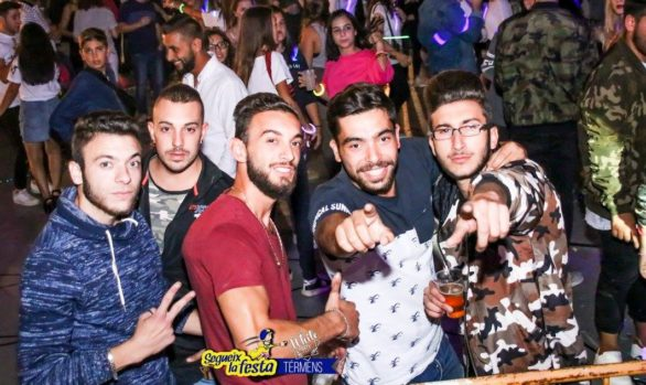 ★WHITE PARTY @ TERMENS (08/09/2017)