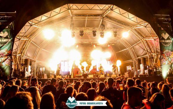 ★MON AMOUR SUMMER FESTIVAL DIA 2 @ MOLLERUSSA (23/06/2018)★