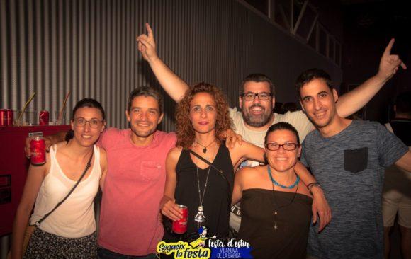 FESTA MAJOR @ VILANOVA DE LA BARCA (07/07/2018)