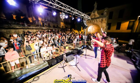★FESTA MAJOR @ OS DE BALAGUER (21/07/2018)★