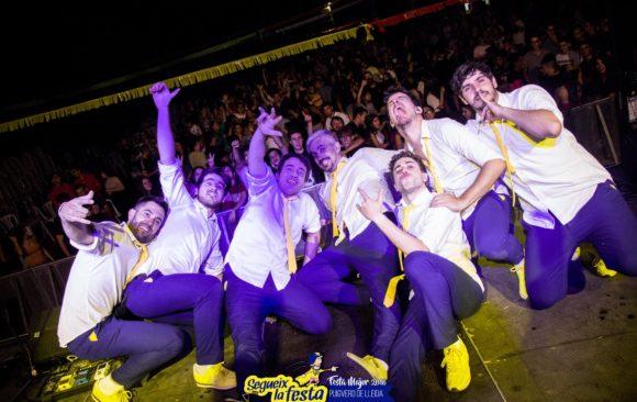 ★ FESTA MAJOR @ PUIGVERD DE LLEIDA (27/07/2018)★